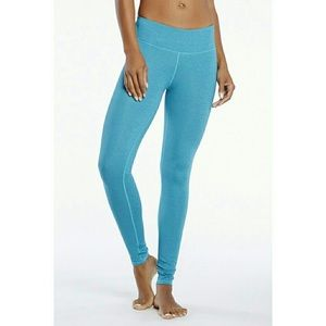 Turquoise Fabletics Leggings Size Small & Tall 31